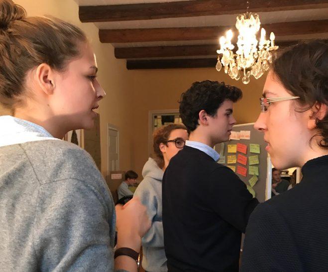 apropolis das politische Forum Seminar